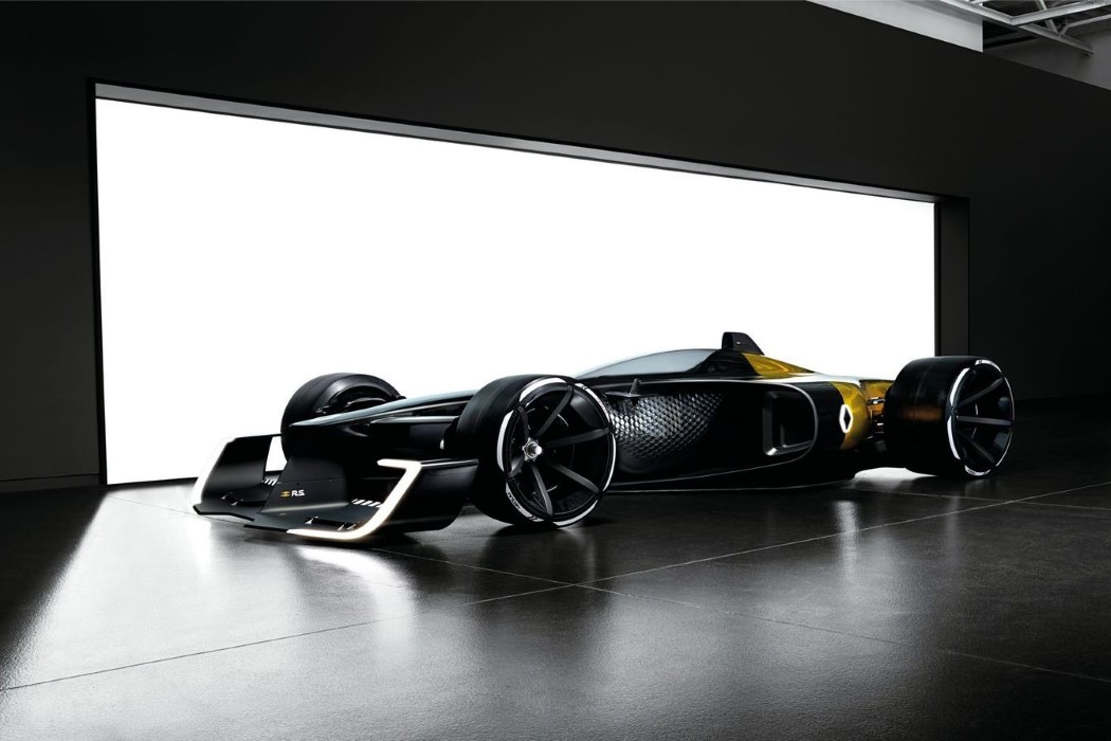 The future of F1 by Renault (1)