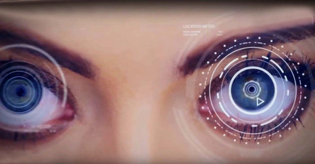 To Catch a Liar, watch their Eyes