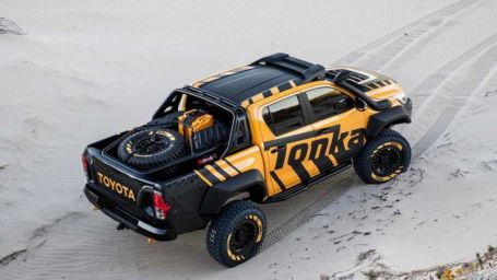 Toyota Hilux Tonka concept (2)