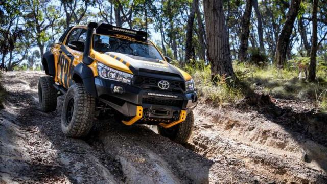 Toyota Hilux Tonka concept (12)