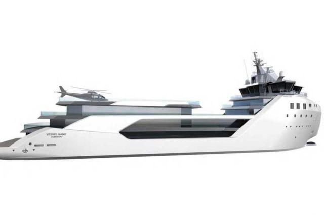 Vard 1-08 Kilkea Superyacht (8)
