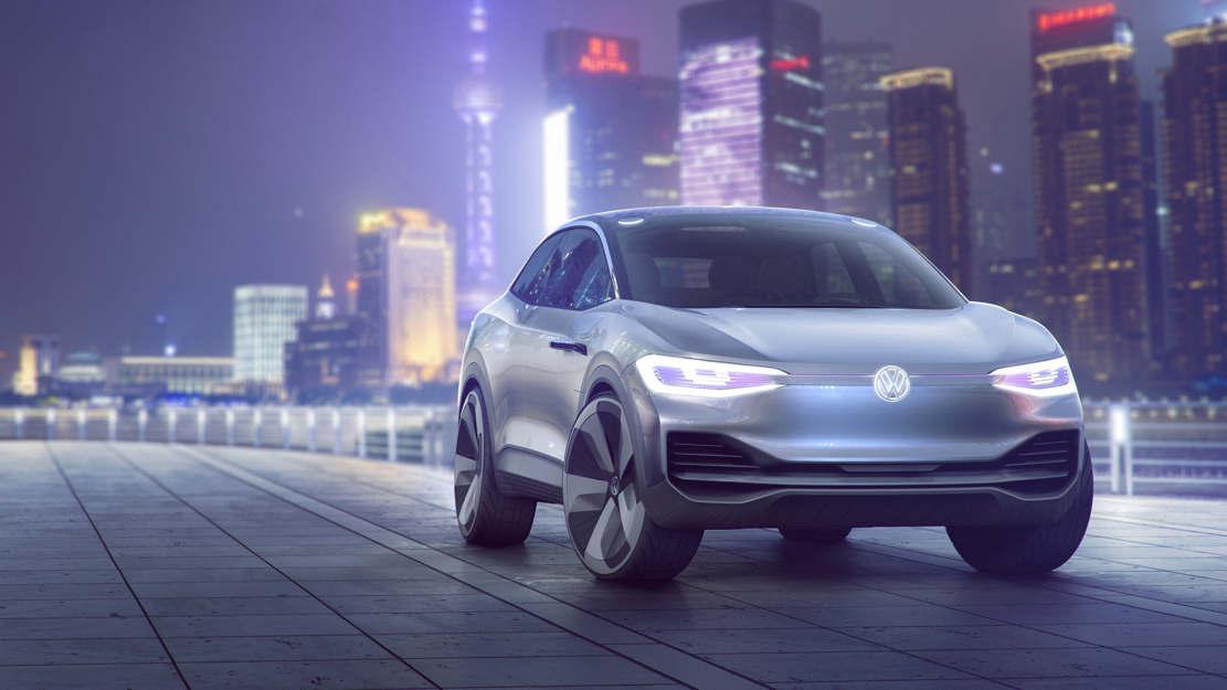 Volkswagen I.D. CROZZ concept (1)