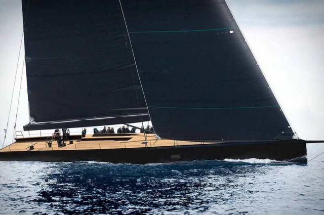 Wally 93 Sailing Yacht
