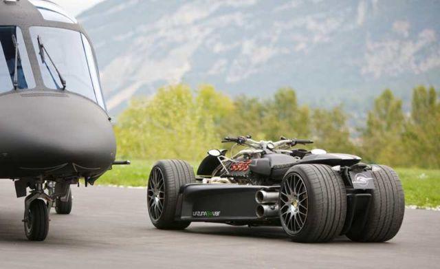 Wazuma V8F Ferrari quad-bike (4)