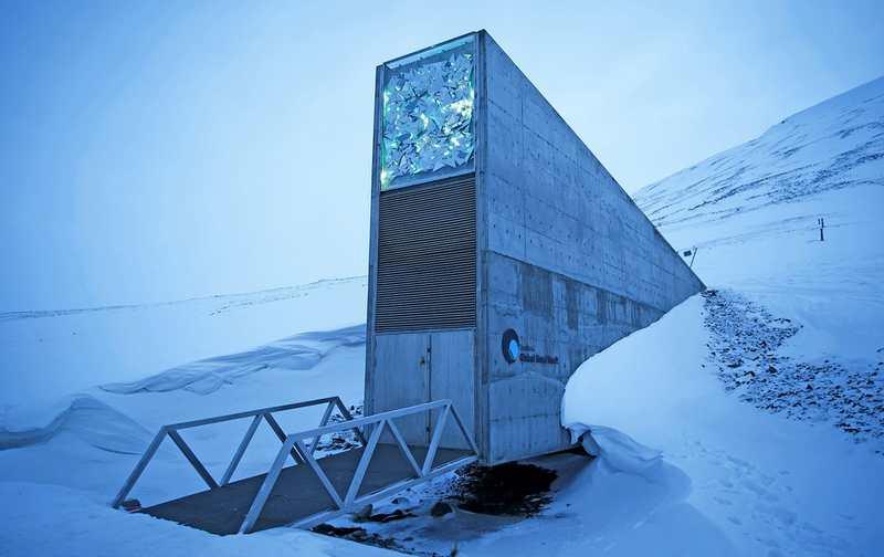 The Svalbard Global Seed Vault (5)