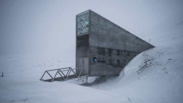 The Svalbard Global Seed Vault (4)