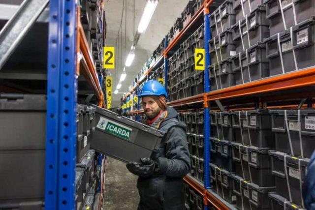 The Svalbard Global Seed Vault (3)