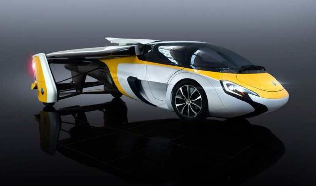 World's first available Flying Car is taking orders