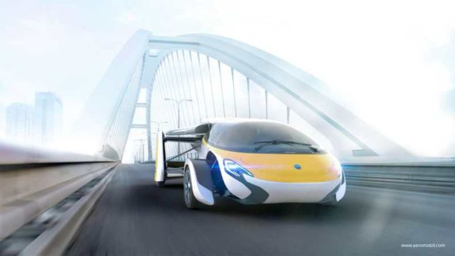 AeroMobil flying car (3)