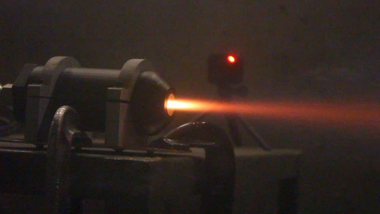 100% 3D Printed Plastic Rocket Motor
