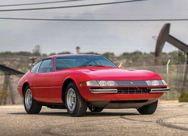 1970 Ferrari 365 GTB4 Daytona Berlinetta