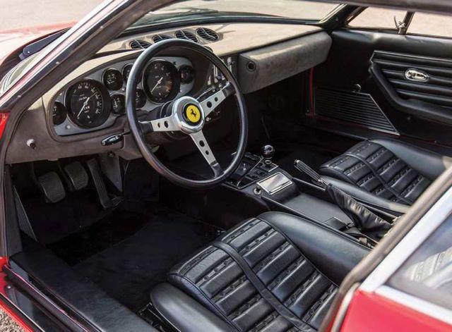 1970 Ferrari 365 GTB/4 Daytona Berlinetta (9)