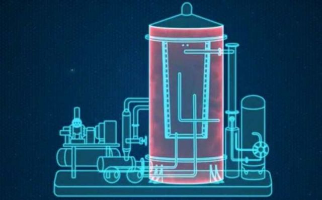 A revolutionary system that produces and stores energy (