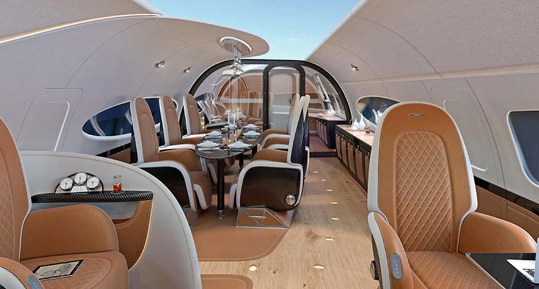 Airbus Infinito Cabin (1)