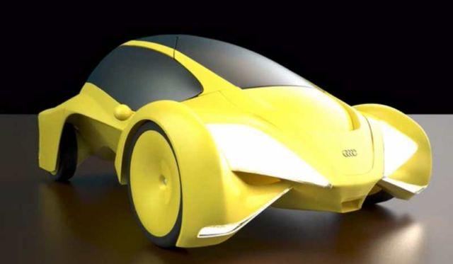Audi Cetus