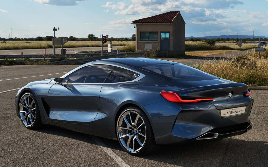 bmw 8 series concept wordlesstech. Black Bedroom Furniture Sets. Home Design Ideas