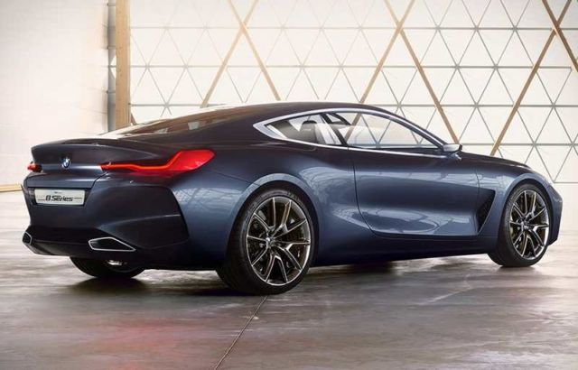 BMW 8 Series concept (9)
