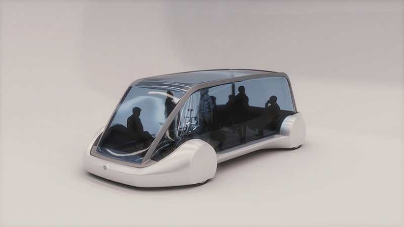 Tesla's 'Boring Cars' (4)