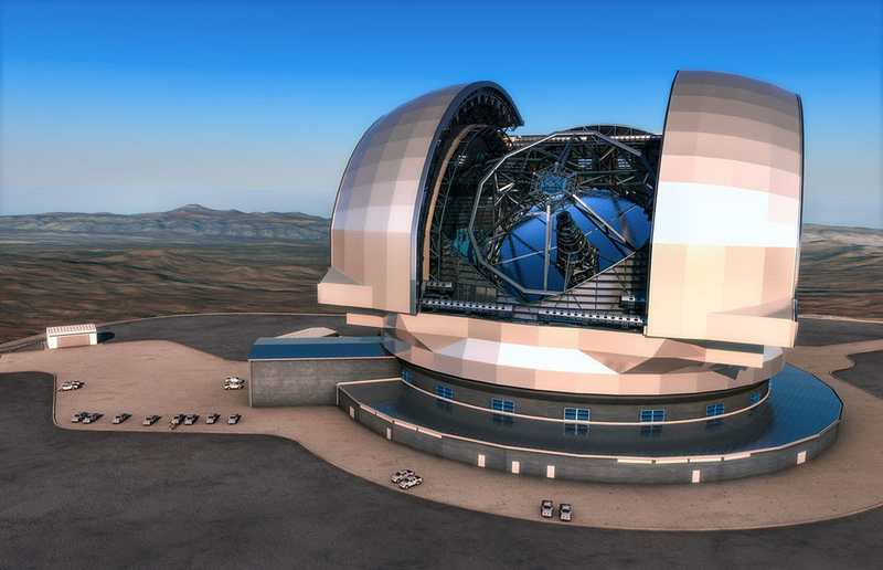 European Extremely Large Telescope (2)