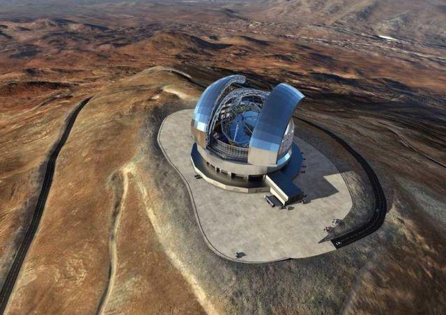 European Extremely Large Telescope (4)