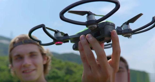 DJI - Spark mini drone