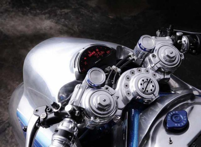 Ducati 848 Neo-Racer custom motorcycle (2)