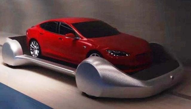 Elon Musk just revealed The Boring Machine