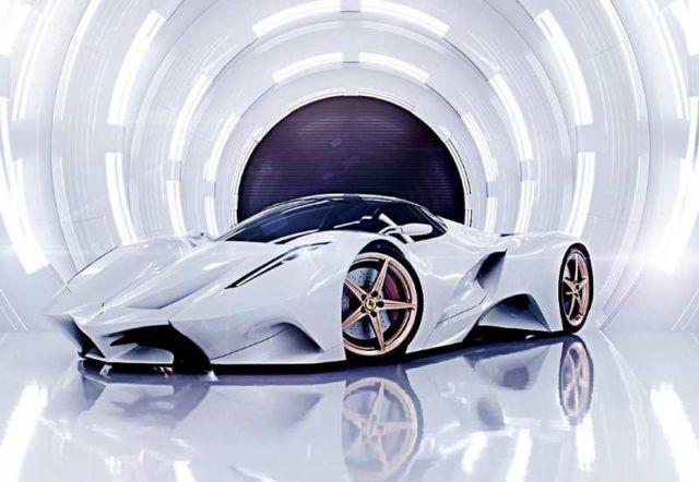 Ferrari Concept 2 by Ivan Venkov (7)