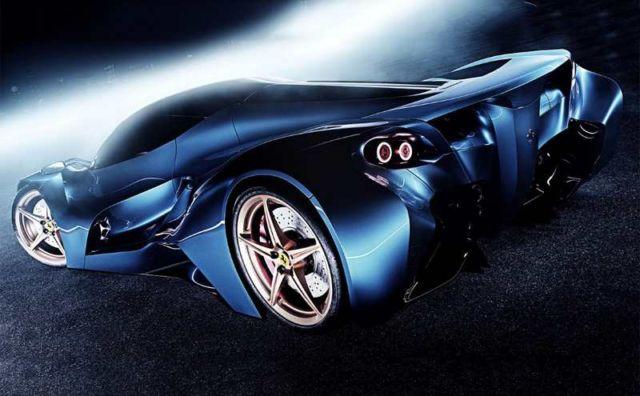 Ferrari Concept 2 by Ivan Venkov (6)