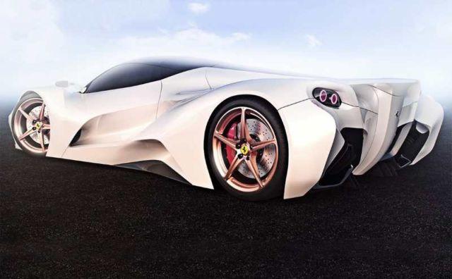 Ferrari Concept 2 by Ivan Venkov (4)