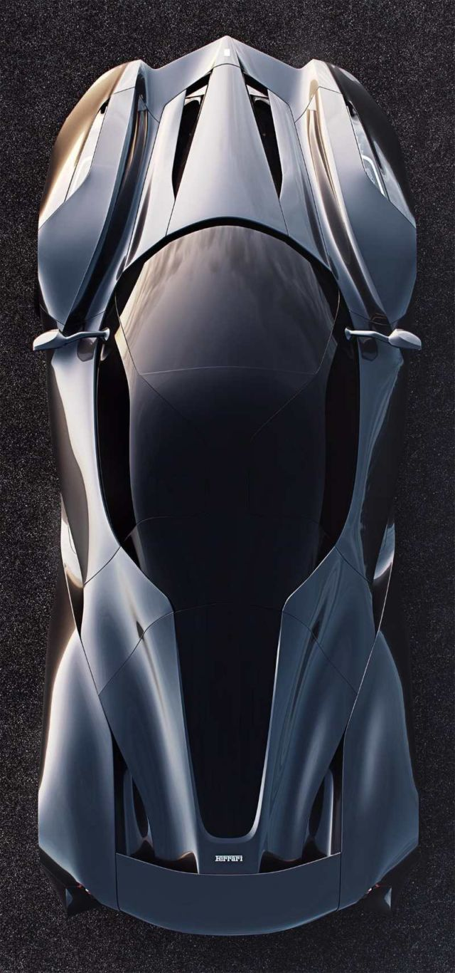 Ferrari Concept 2 by Ivan Venkov (3)