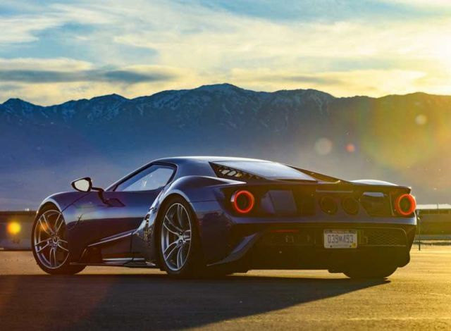 Ford GT supercar (3)