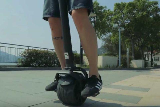 Kiwano KO1 Smart one wheeled electric scooter (7)