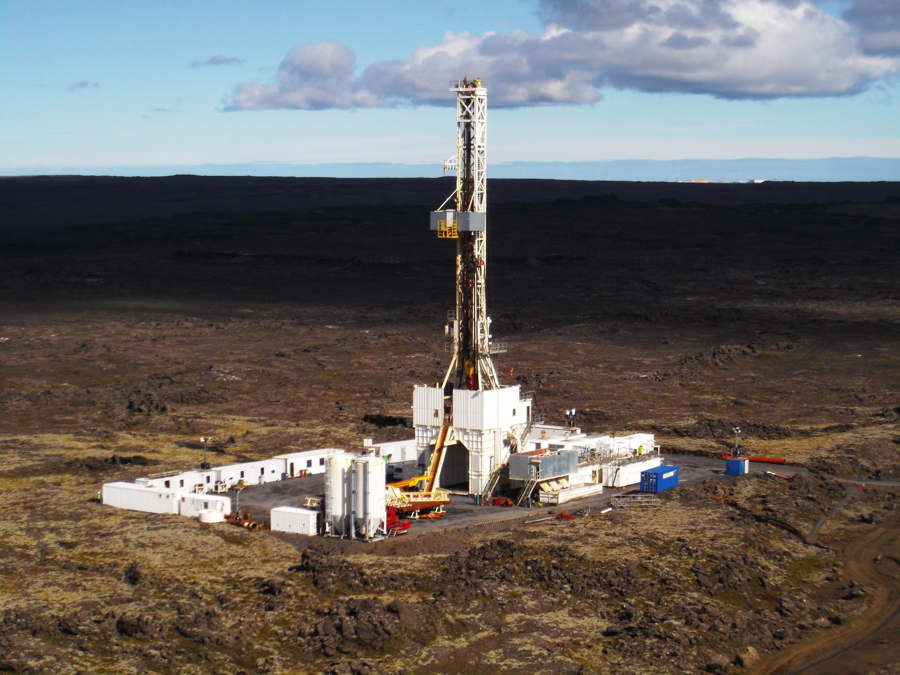 Iceland to Harvest Energy From Volcanoes