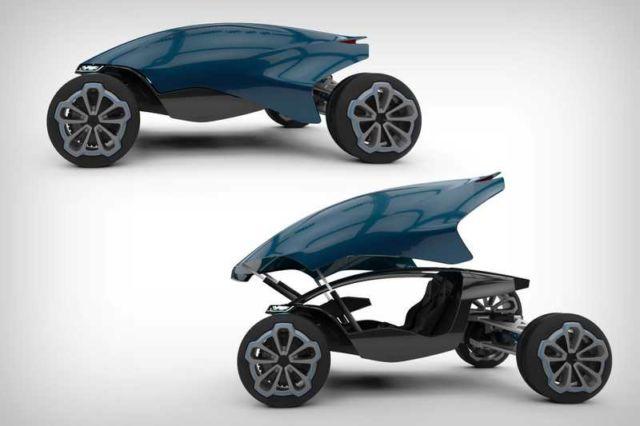 Khoji fully-electric adventure SUV (5)
