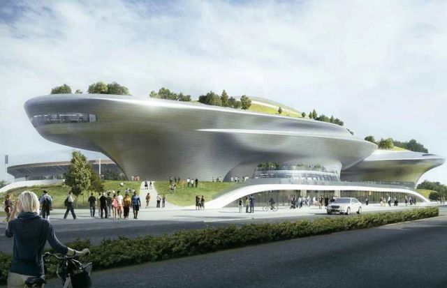 MAD's Lucas Museum in Los Angeles