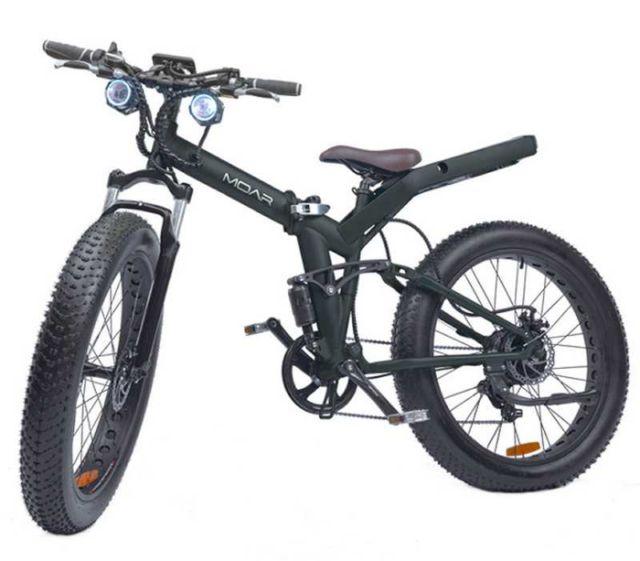 Moar Fat Tired E-Bike