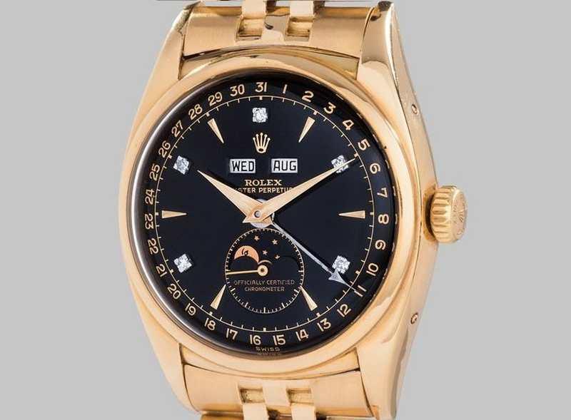 Rolex Ref. 6062 'Bao Dai'