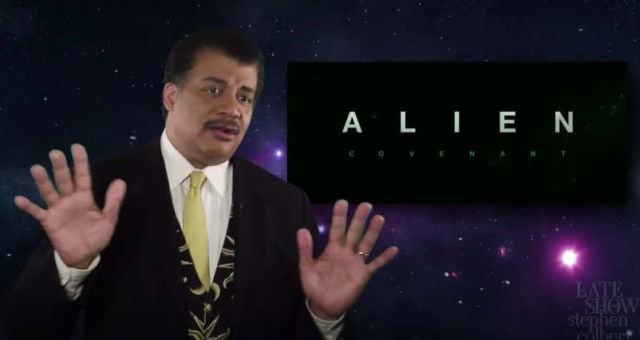 Neil deGrasse Tyson Reviews the New Sci-Fi Movies