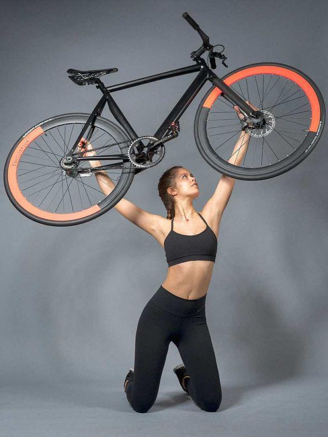 SZ Equilibrium Bike (2)
