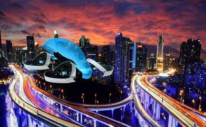 Skydrive Flying Car (5)