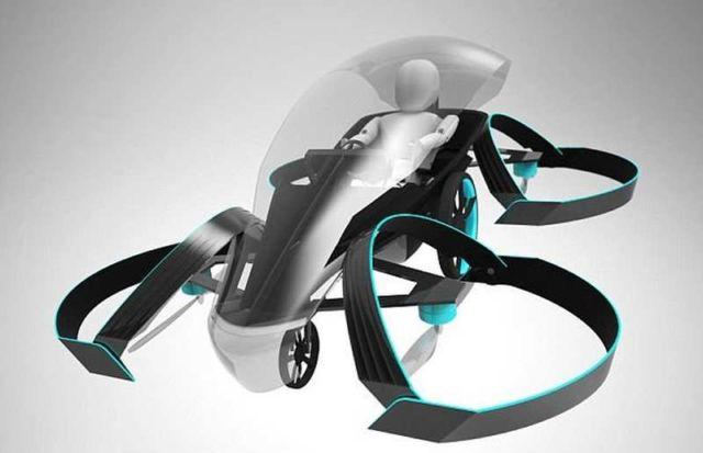 Skydrive Flying Car (4)