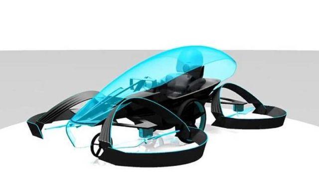 Skydrive Flying Car (3)