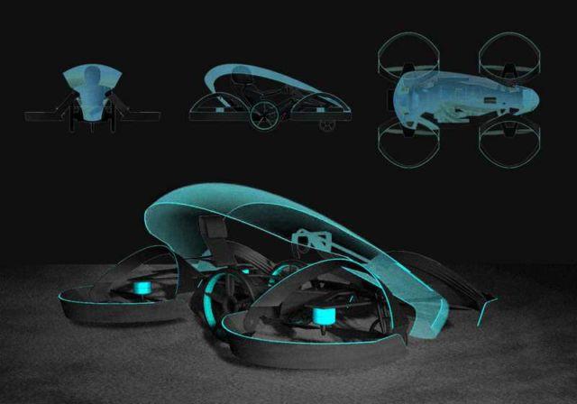 Skydrive Flying Car (2)