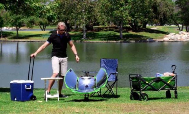 SolSource Sport portable solar-powered stove (3)