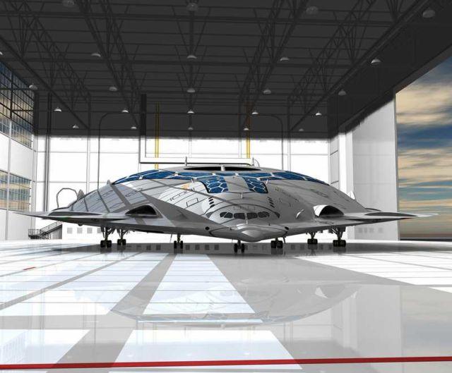 Solar Skin concept plane (8)
