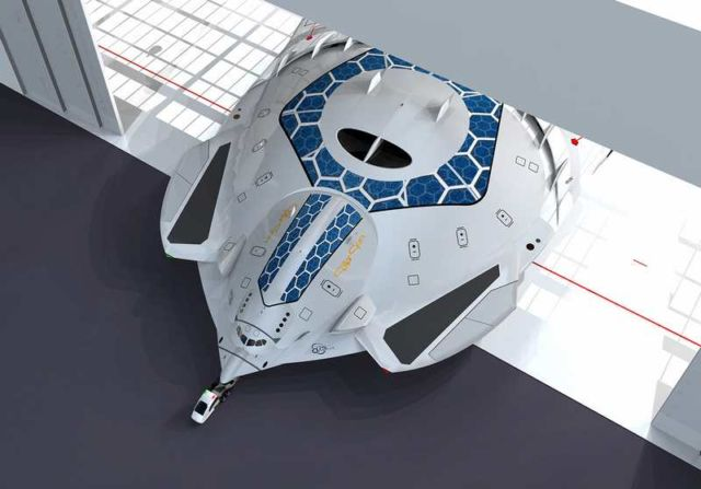 Solar Skin concept plane (7)