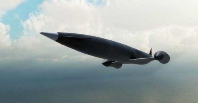 Skylon reusable spaceplane