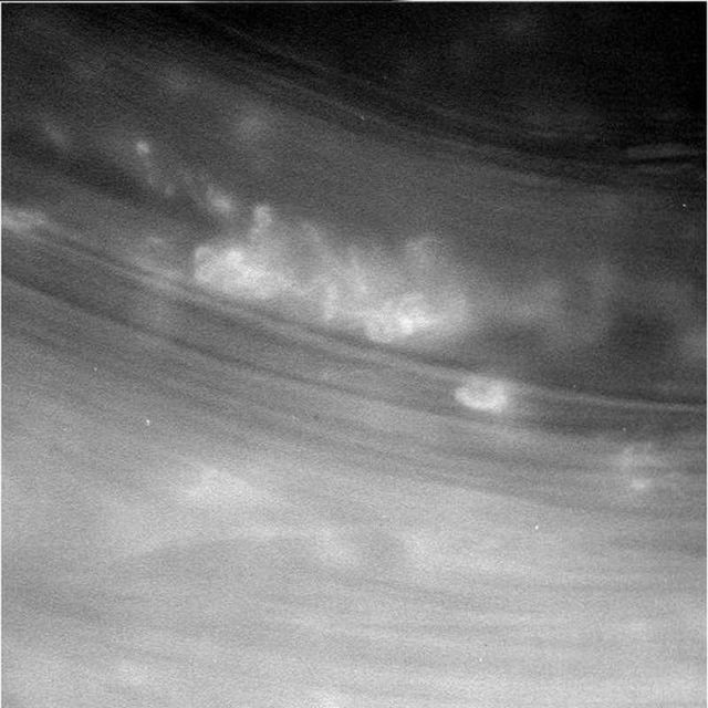 Cassini images from Saturn's Rings (2)