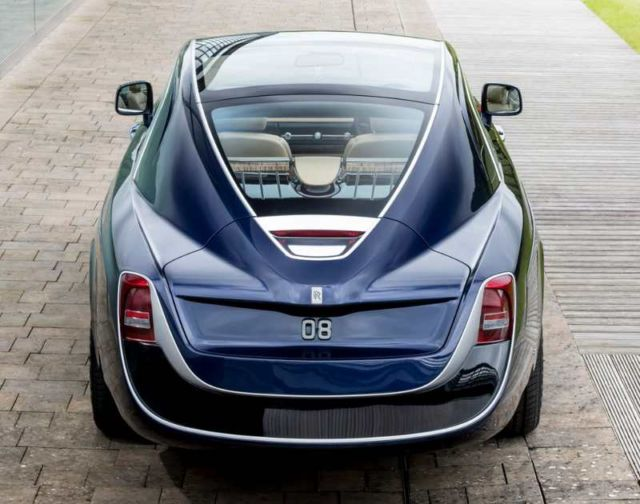 The most expensive new car ever created